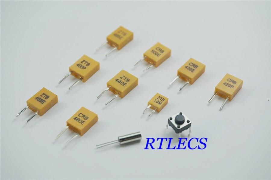 Керамический резонатор mhz 32,768 кГц 3x8 12,5pf 20ppm с кристаллом, 10 шт./партия, 6х6х6х4.3 такт переключатель 400 429 432 440 455 465 465 480 500 кГц 1,0