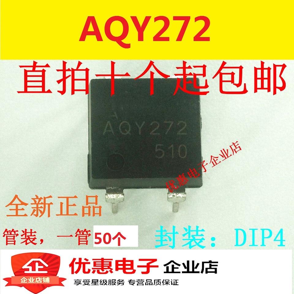 Pcs New AQY272 10 DIP4