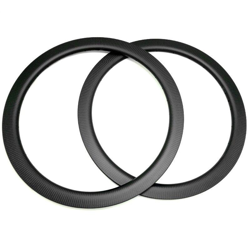 700c disc bicycle road rim 50mm tubular symmetry 26mm width carbon Disc brake road rim 400 /-15g disc brake Road bike wheel