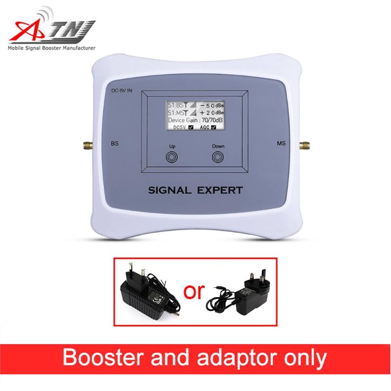 Специальное предложение! Двухдиапазонный 2G 4G 900/2300mhz Мобильный усилитель сигнала Сотовый телефон ретранслятор сотовый усилитель только уст...