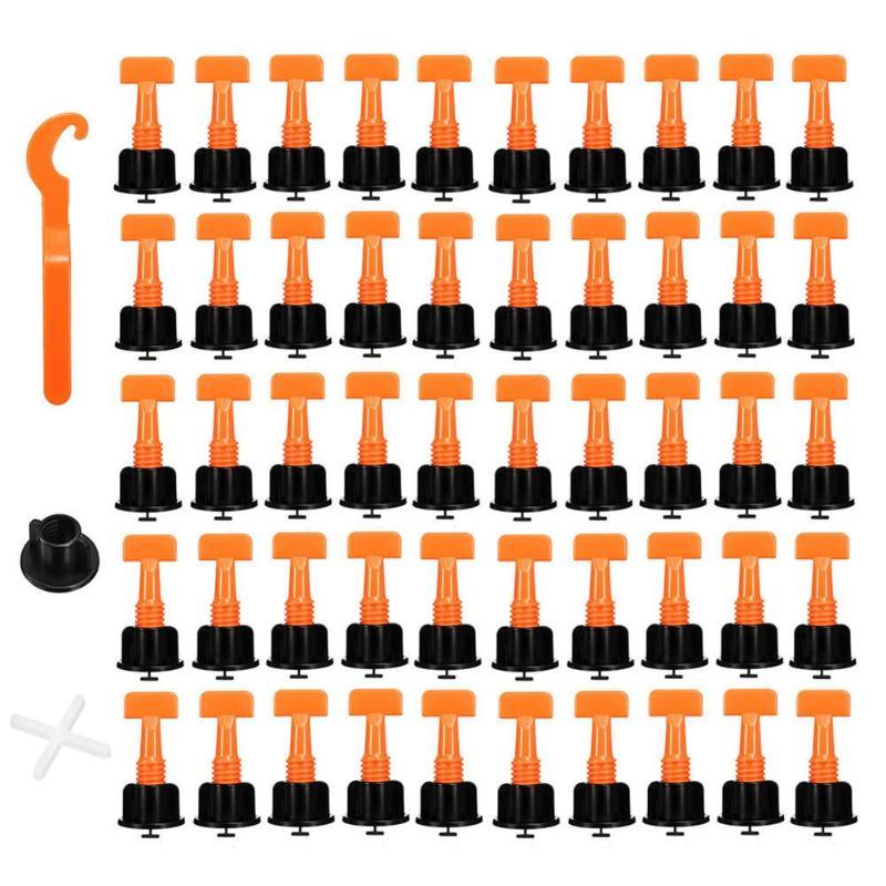 50 шт./компл. уровневые клинья плитки разделители для пола настенная плитка Carrelage Выравнивающая система выравниватель локатор разделители плоскогубцы