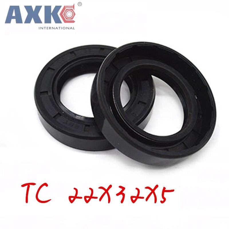 10pcs AXK  TC 22X32X5 22X32X7 NBR Skeleton Oil Seal 22*32*5 22*32*7 Seals AXK  high-quality Seals Radial shaft seals 10pcs axk 25x47x7 tc25x47x7 nbr skeleton oil seal 25 47 7 seals axk high quality seals radial shaft seals nitrile rubber