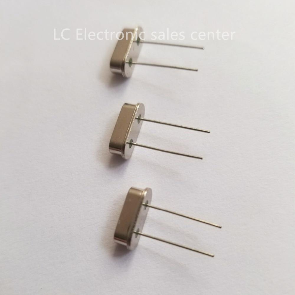 10 adet In-line pasif kristal 9M HC-49S 9.000MHZ S tipi 9MHZ kristal 20PPM rezonatör