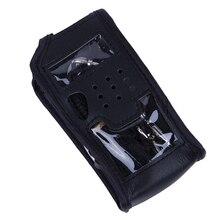 BAOFENG UV5R Cuir coque souple Couverture Portable Jambon Radio UV-5R UV-5RA Plus UV-5RE Plus UV-5RB RONSON UV-8R Talkie-walkie