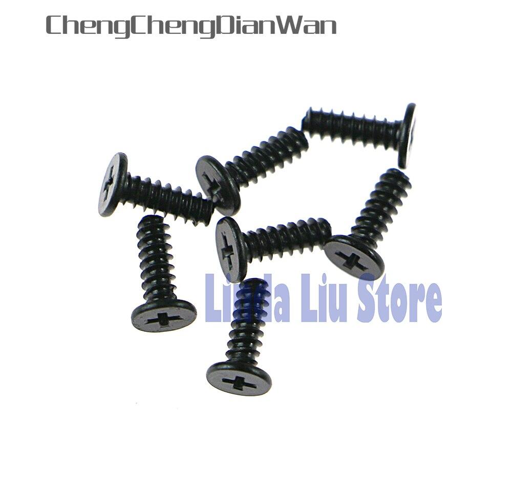 ChengChengDianWan 500 piezas 1000ocs conjunto completo tornillos para ps4 controlador inalámbrico