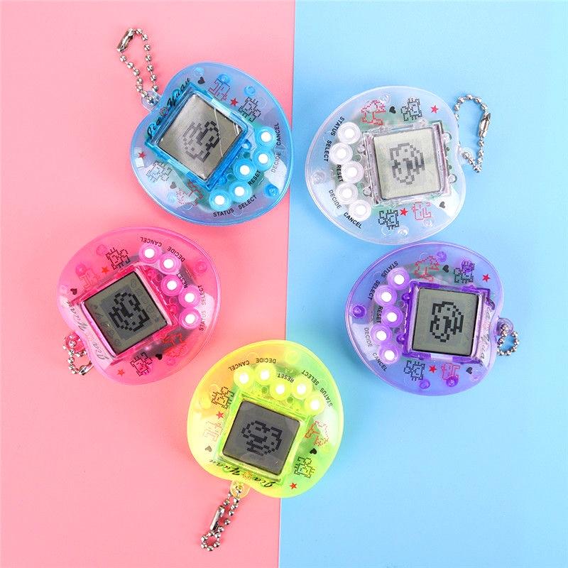 Горячий! Электронные питомцы игрушки chengke Toys, разные цвета, 90 S, ностальгические 49 домашних животных в одном, виртуальный кибер-игрушка, забавная игрушка для питомцев в подарок