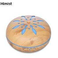 household aromatherapy humidifier aroma diffuser wood grain large capacity ultrasonic air purifier fogger essential oil diffuser