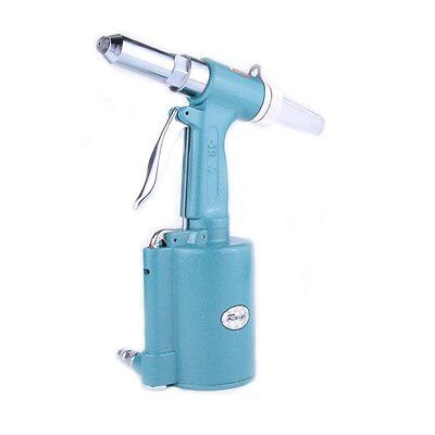 Remachadora de aire hidráulica Pop remache neumático remachadora azul 5/32 1/8 3/32 3/16 LXM