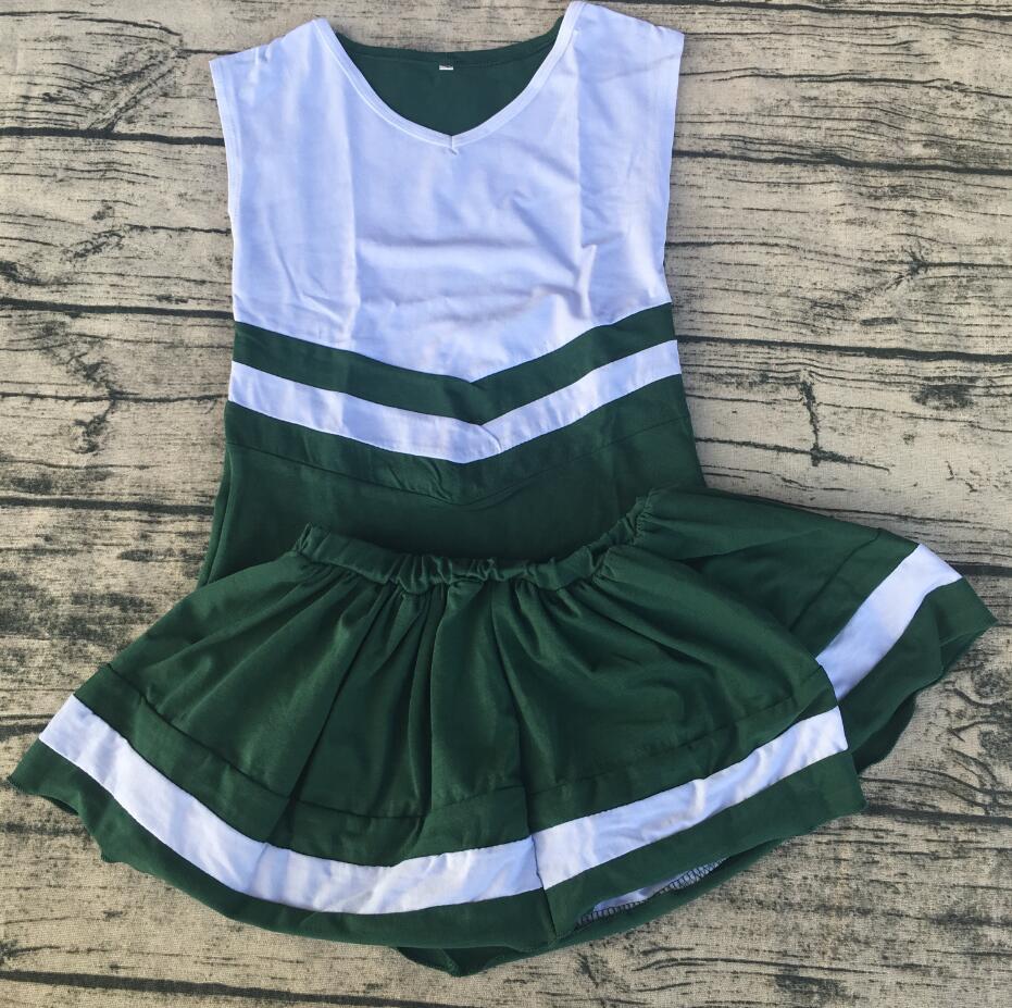 الأكثر شعبية عالية الجودة الاطفال شخصية الاسترخاء الملابس لينة القطن أزياء رسمية للمشجعين يهتف تنورة لطيف