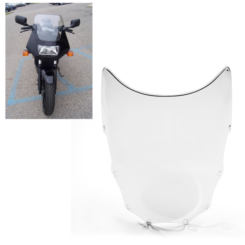 Accesorios de motocicleta parabrisas delantero para Kawasaki Ninja 500R 500-R 500 R EX500 1994-2009