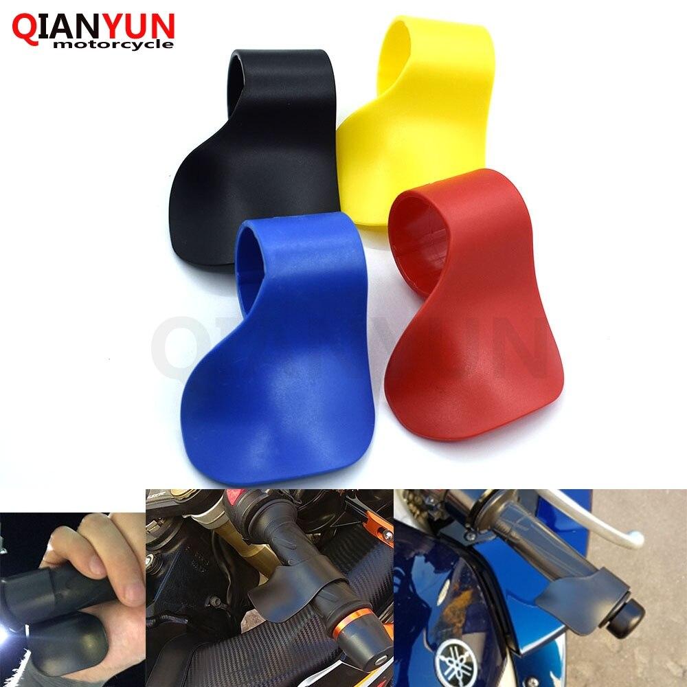 Мотоцикл дроссельной заслонки бустер ручки зажимы для клипс дроссельной заслонки зажим для Honda VFR NC 700 750 800 1200 F VFR750 CBR1000R VFR800 VFR1200