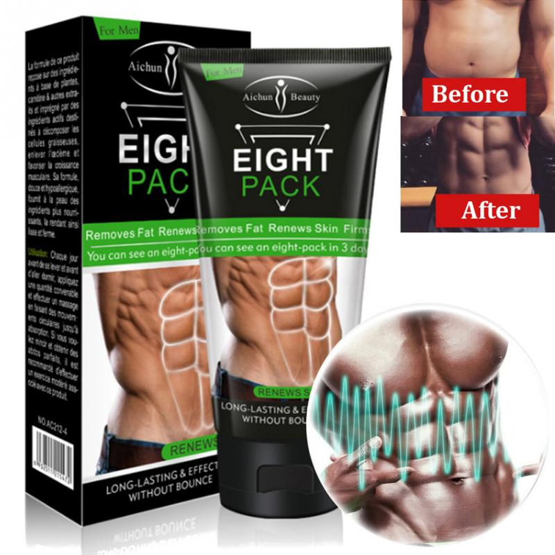 Slimming Cream For Men Women Body Anti-Cellulite Massager Weight Loss Cream Fat Burn Muscle Belly Tighten Muscles Supplements