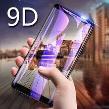 Verre trempé 9D pour Xiao mi rouge mi Note 6 Pro protecteur décran Xio mi A2 Lite verre sur Pocophone F1 5 Plus 6A 8 Lite Max 3 S2