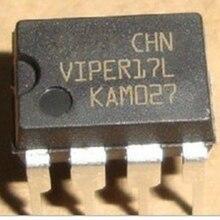VIPER17L 10 pièces   VIPER17H VIPER17 DIP7