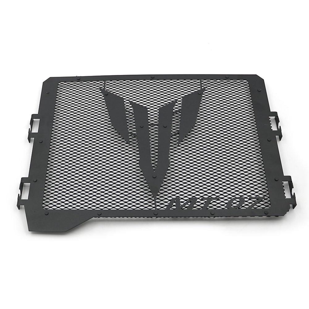 Cubierta protectora para parrilla de radiador, FZ07 MT07 para Yamaha, Moto Cage Tracer 700 MT-07 2013 - 2017 FZ-07 FZ MT 07 2014 2015 2016