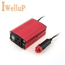Auto 200W Power Inverter 12v 220v Konverter DC 12V bis AC 220V 110V Tragbare auto Modifizierte Sinus Welle USB Ladegerät 12 220