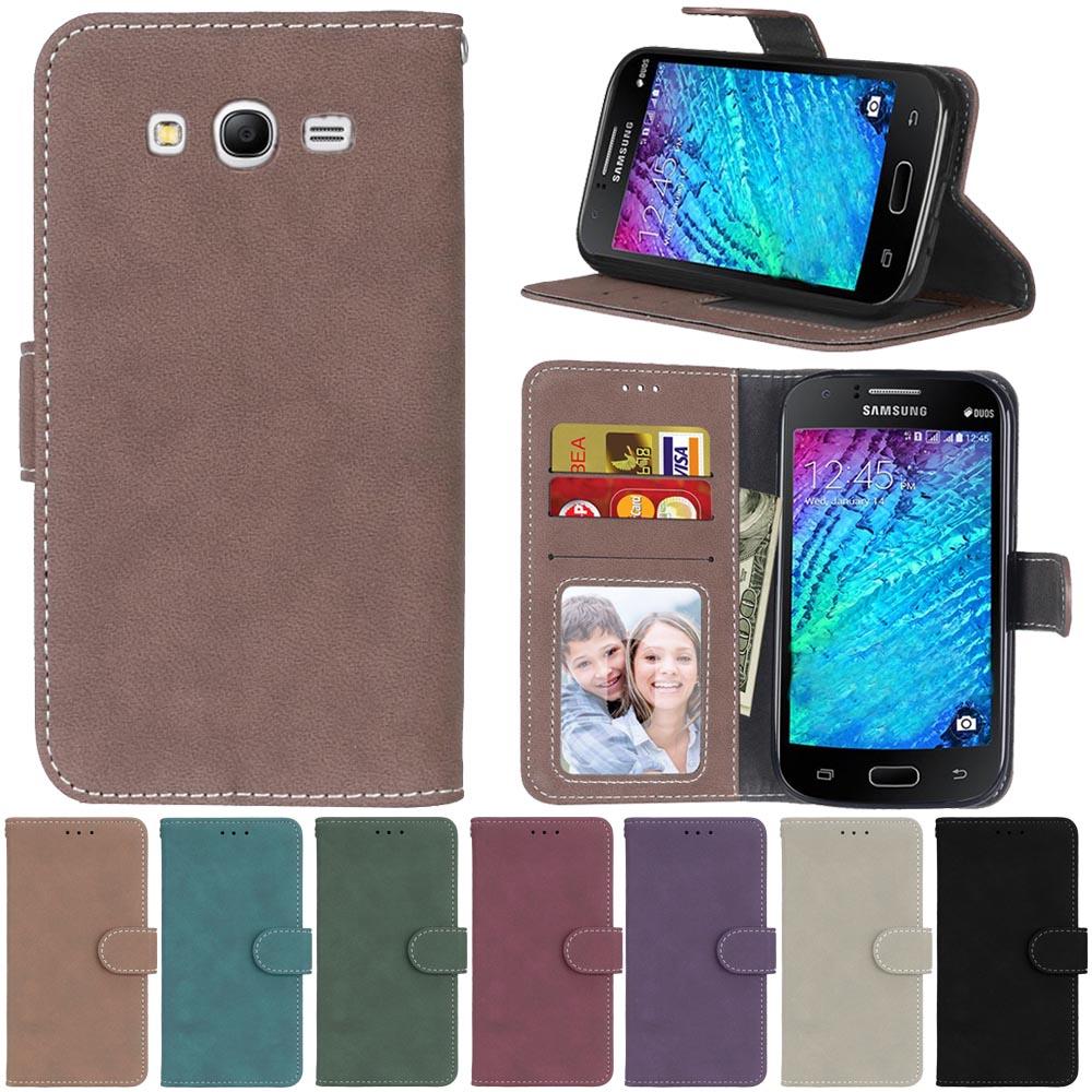 Funda de cuero para Samsung Galaxy Grand Neo Plus Lite I9060, funda...