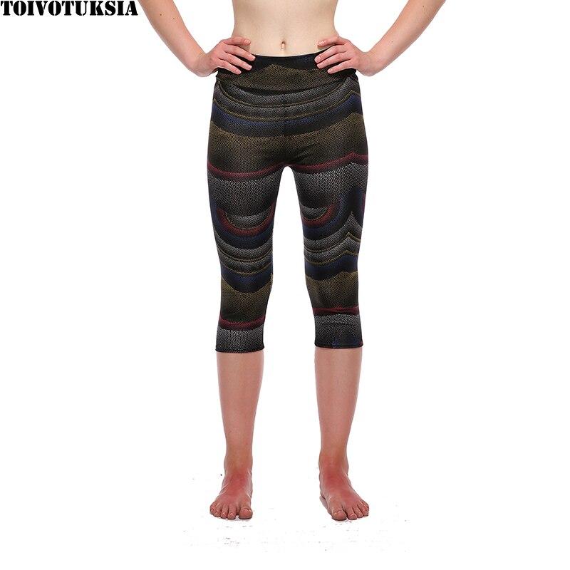options брюки капри Женские летние брюки-Капри TOIVOTUKSIA, повседневные узкие брюки-Капри из семи частей