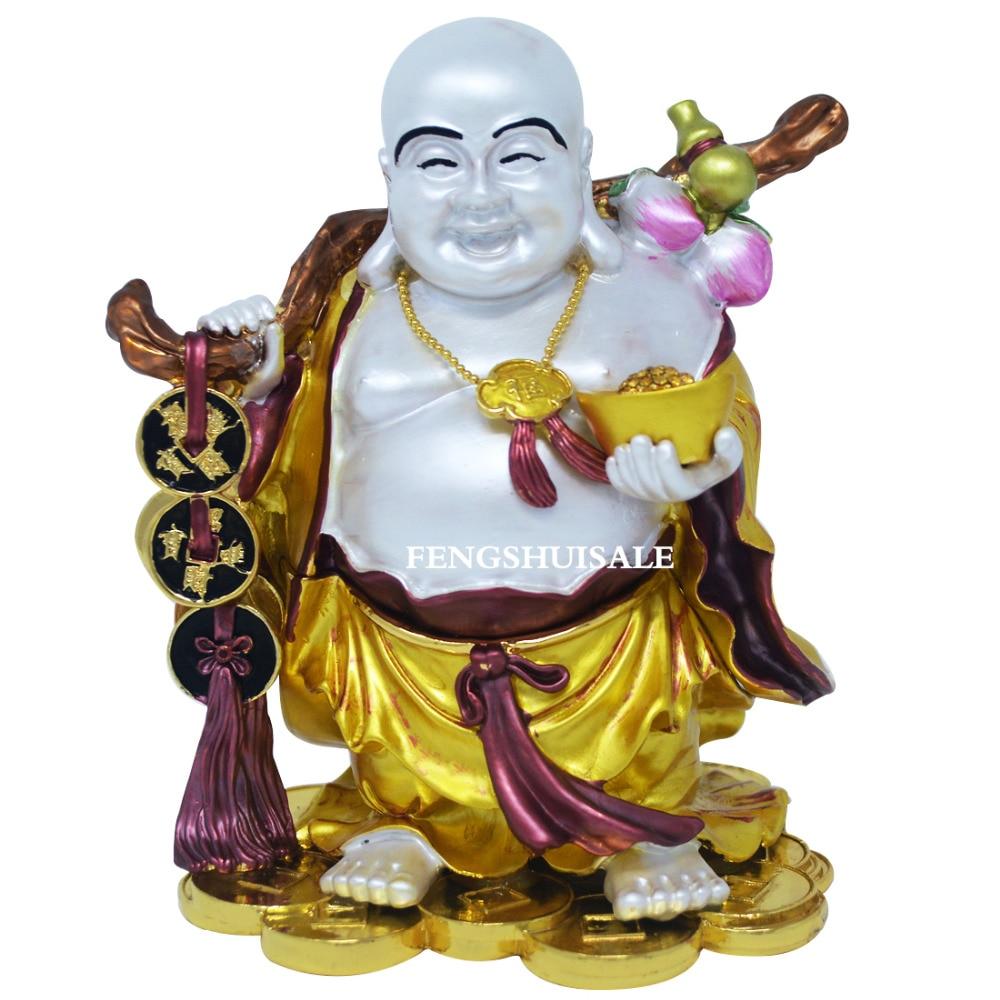 Fengshui Maitreya Buddha The Cloth Bag Monk W3225