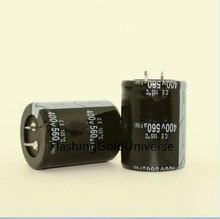 400 V 560 UF 560 UF 400 V condensateur électrolytique volume 30*50 35*50 meilleure qualité