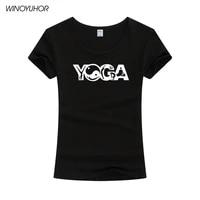 funny letter print t shirt women summer short sleeve tai chi t shirt for lady om symbol buddha tops camiseta femenina