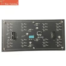 Panel Flexible P4 RGB, placa suave, pantalla HD 64x32, módulo Smd de matriz de puntos, señal Led, Envío Gratis