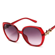 Women Driving Luxury Oculos De Sol Feminino 2019 New Oval Sunglasses Female Fashion Summer Sun glasses Vintage Elegant Eye Glass