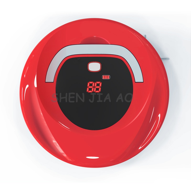 Home intelligence sweeping robot automatic ultra-thin sweeper FD-RSW(C) LED display sweeping robot 9V 7W 1PC