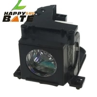 happybate poa lmp107610 330 4564 replacement projector tv lamp with housing for plc xe32plc xw55aplc xw56