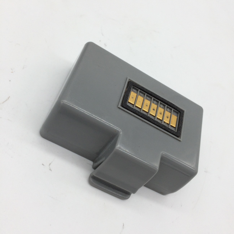 Código de barras de 2200mAh, batería de escáner para Zebra QL220 QL320 PLUS AT16004-1,H16004-LI