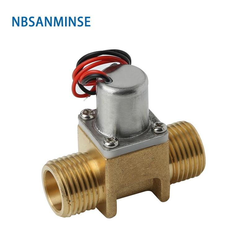 nbsanminse qd y diaphragm valve pulse jet valve sbfec type for bag dust collector system g1 1 2 g2 g2 1 2 g3 g4 SM211 Pulse Solenoid Valve G1/2 Inch DC3.6V 6.5V Bistable Solenoid Valve For Induction sanitary ware bathroom faucet NBSANMINSE