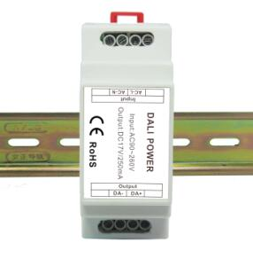 Fuente de alimentación DL101 Rail DALI
