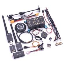 Pixhawk PX4 PIX 2.4.8 contrôleur de vol commutateur de sécurité Buzzer 8N GPS Mini Module OSD / I2C/PPM/rvb 915Mhz / 433Mhz télémétrie