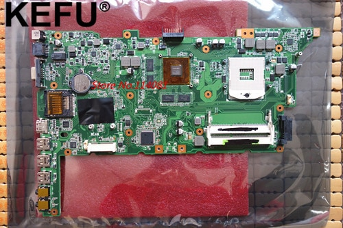 K73SD REV 2,3 adecuado para asus k73sv k73sj k73sm placa base de computadora portátil GT540M 1 GB