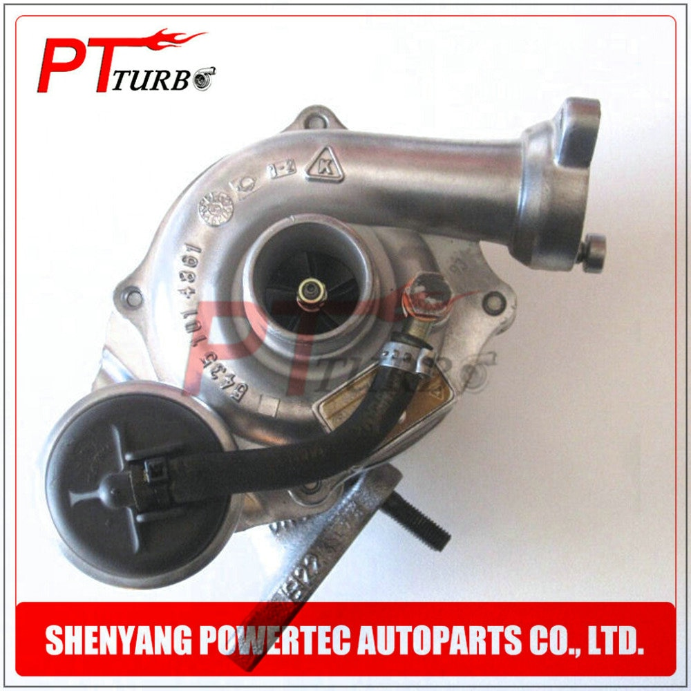 Turbocompresseur pour Peugeot 107 206 207 307 HDi   turbolader complet KP35 1007/1.4/54359880009/0375G9