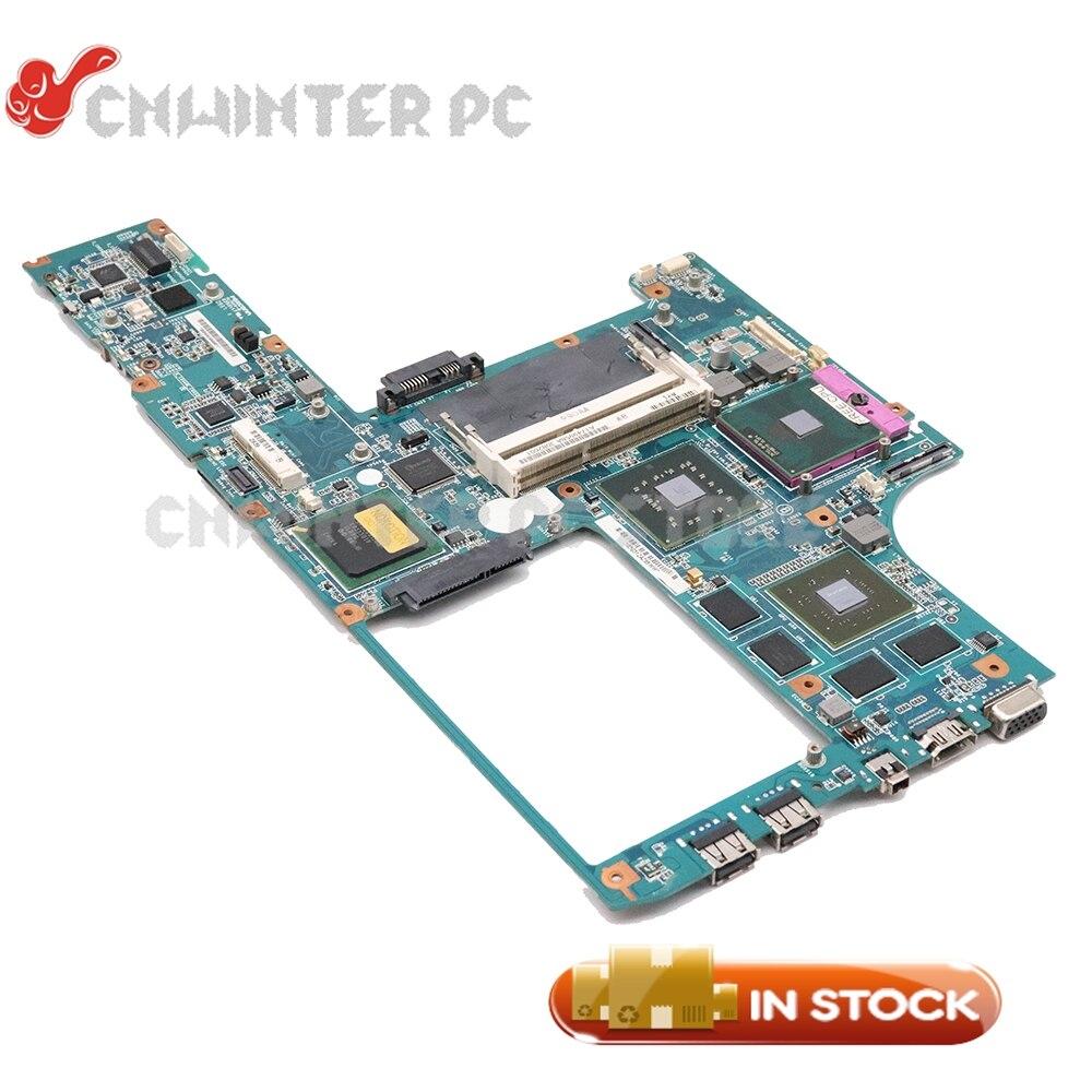 Nokotion a1749958a para sony vaio VPC-CW vpccw computador portátil placa-mãe pm45 ddr3 1p-0098j00-8011 m870 MBX-214 cpu livre
