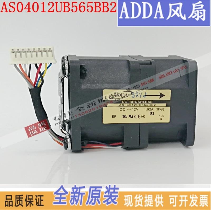 NEUE ADDA AS04012UB565BB2 4056 12 V 1.92A hohe rotierenden geschwindigkeit hohe luftvolumen server lüfter