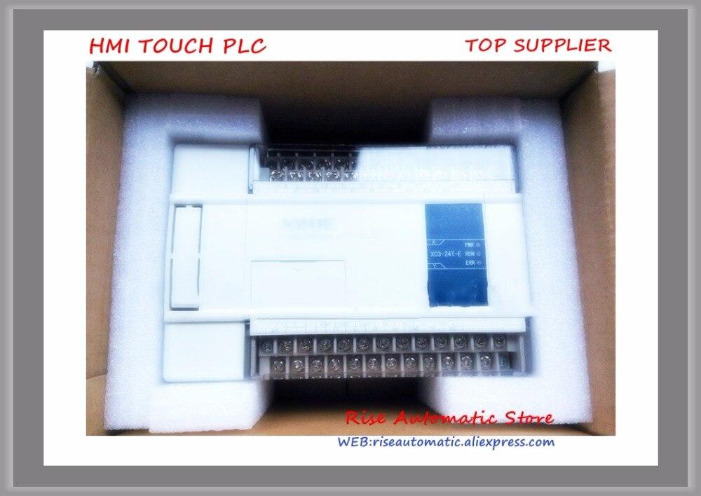 CPU AC220V 14 DI NPN 10 DO Transistors New XC3-24T-E PLC