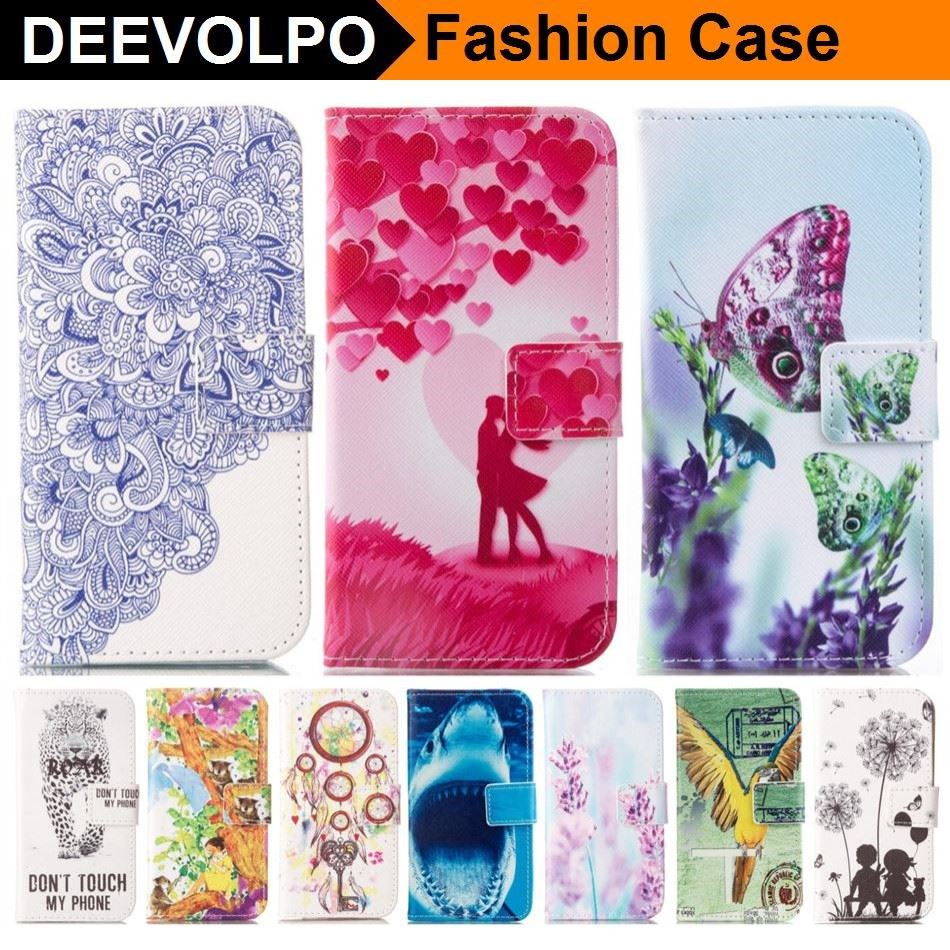 DEEVOLPO Phone Case For Samsung Galaxy S8 Plus S7 S6 Edge S5 J1 Mini A3 A5 2016 A7 2017 J310 J510 J710 Wallet Flip Cover D23Z
