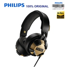 Philips SHX50 cadeau de noël avec contrôle de fil LED lumières jeu de brillance écouteurs pour ordinateur téléphone jeu casque Test officiel