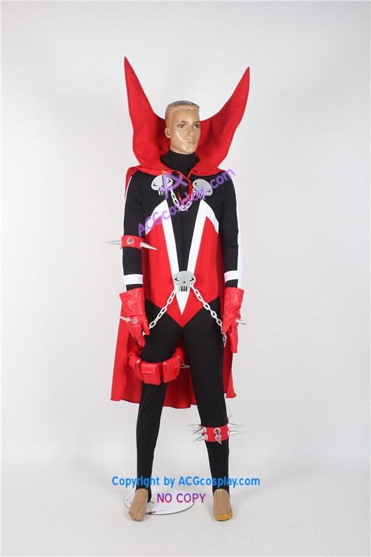 Spawn Spawn Cosplay Costume
