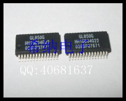 GL850G SSOP28 GL850 ROHS ORIGINAL 10 UNIDS/LOTE Envío Gratis kit de Componentes Electrónicos