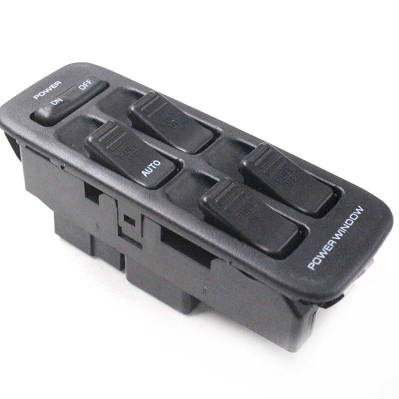 Frontowe drzwi przełącznik główny okna zasilania przełącznik okna przełącznik główny es dla Mazda BG 323 CA7130 BS0666350B