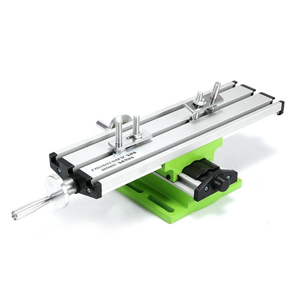 آلة طحن للحفر متعددة الوظائف صغيرة الدقة 6300 منجلة للتركيب على المنضدة X وy-axis