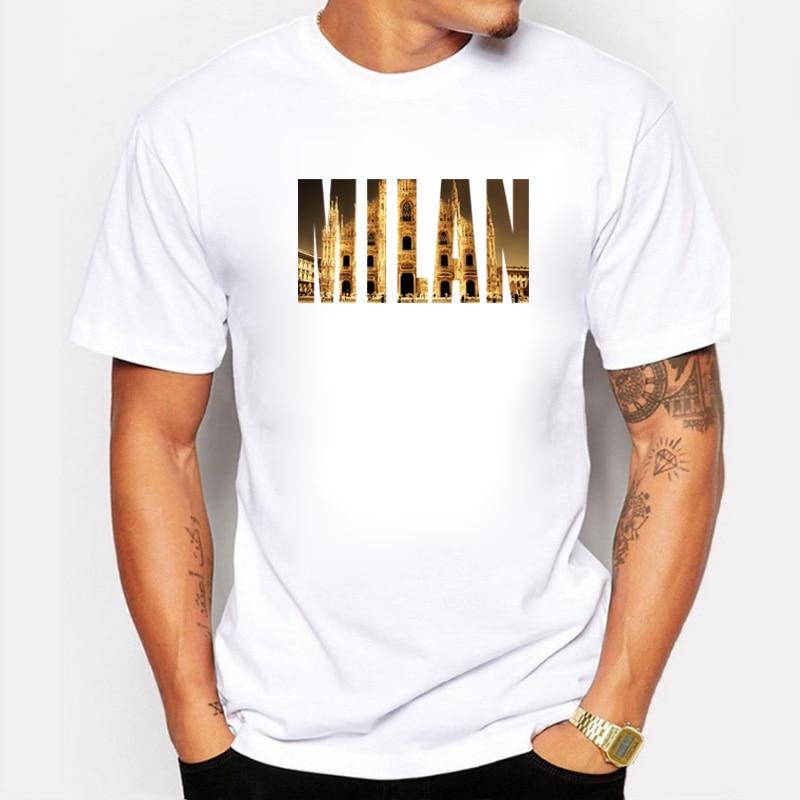 Camiseta de marca para hombre, camiseta con estampado de la Capital de...