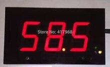 Compteur de niveau sonore numérique sonomètre compteur de test sonore taille du bruit WS3130A pour Bar magasin hall bureau 194*109*19.6 MM
