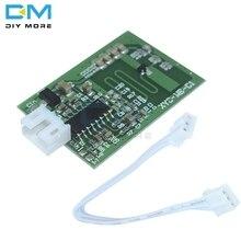 LED Micro-ondes Capteur DC Micro-ondes Radar Module de Détection De Contrôle À La Maison de Corps Humain Détecteur De Mouvement Interrupteur Carte Contrôleur