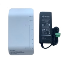 HIK DS-KAD606-N (DS-KAD606-P) для ip-видеодомофона включает адаптер питания, блок питания, 6 устройств дистрибьютора питания