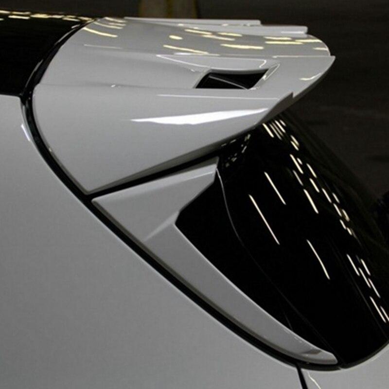 W253 ABS Material Unpainted Rear Wing Spoiler for Mercedes-Benz GLC CLASS W253 X253 GLC200 GLC220 GLC260 GLC250 GLC300 GlC450