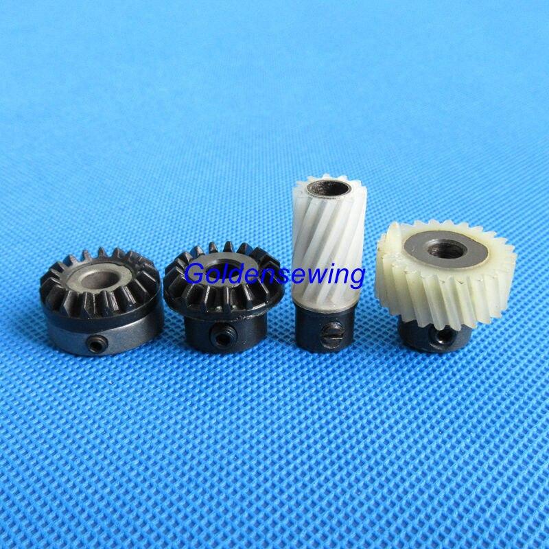 4 Uds nuevo conjunto de engranajes para la serie SINGER 700 Touch N Sew SERIES 714 717 719